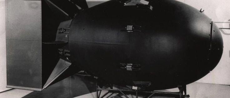 InfoNavWeb                       Informação, Notícias,Videos, Diversão, Games e Tecnologia.  : Bomba atômica perdida pelos EUA pode ter sido acha...