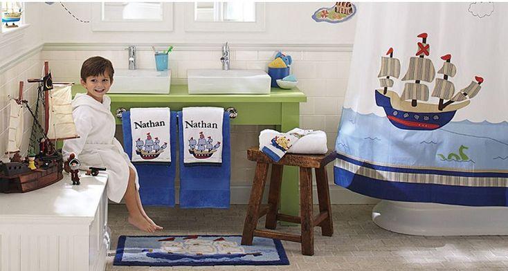 27 best ba os infantiles y juveniles images on pinterest - Como disenar un bano ...