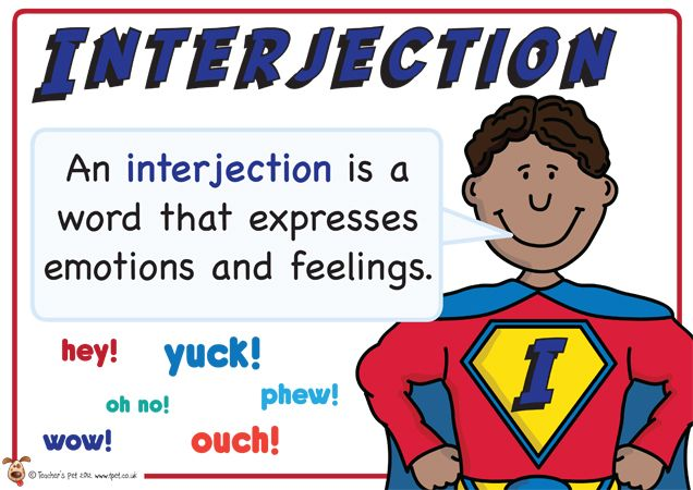Teacher's Pet Displays » Parts of Speech Posters » FREE downloadable EYFS, KS1, KS2 classroom display and teaching aid resources » A Sparklebox alternative