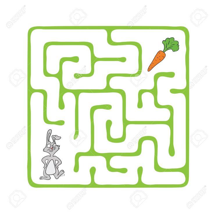 31251519-Vector-Labirinto-Labirinto-giochi-per-bambini-con-Coniglio-e-carota--Archivio-Fotografico.jpg (1300×1300)