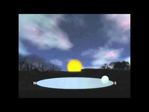 #Jesus ist, so wird es im #Video erklärt, die #Sonne, die Sonne #Gottes, das #Licht der #Welt...