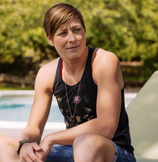 You may have heard of Abby Wambach, a starting forward for the US Women's National Team. | Community Post: Reasons Why Abby Wambach Is Badass