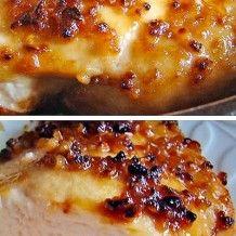 Baked Garlic Brown Sugar Chicken | Daydream Kitchen