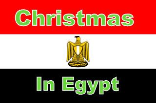 Taming the Goblin: Christmas in Egypt.. Christmas Around the World