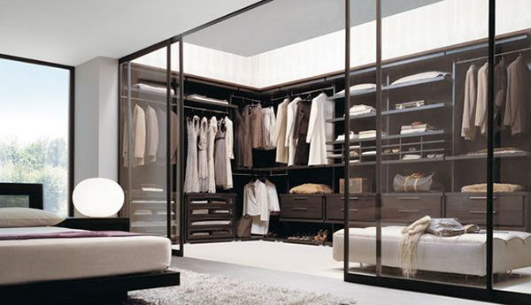 We wouldn't know what to do with ourselves if we had closets like these! Make sure to click through to see all the other designs!!