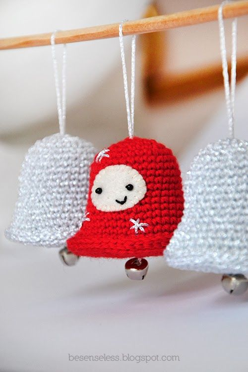 Amigurumi Christmas Decorations : 17 Best ideas about Crochet Christmas Decorations on ...