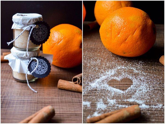 selbstgemachter Zucker