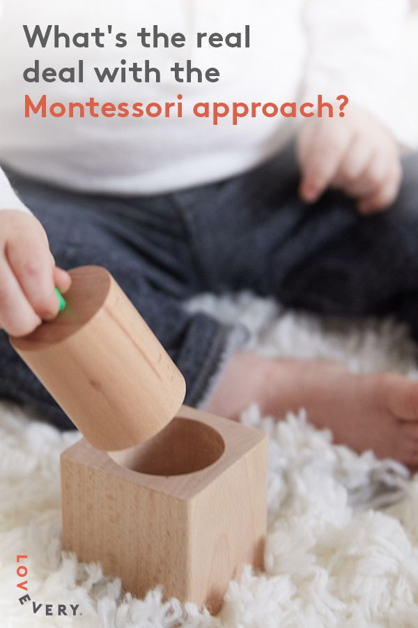 Week 45 What S The Real Deal With The Montessori Approach With