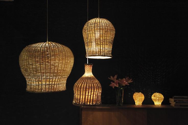 Tikau light collection, designed by Ilkka Suppanen