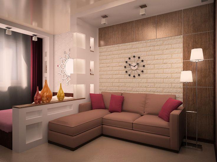 Интерьер в типовой панельной квартире   Дом дизайна. Дизайн интерьера, экстерьера, ландшафта,
