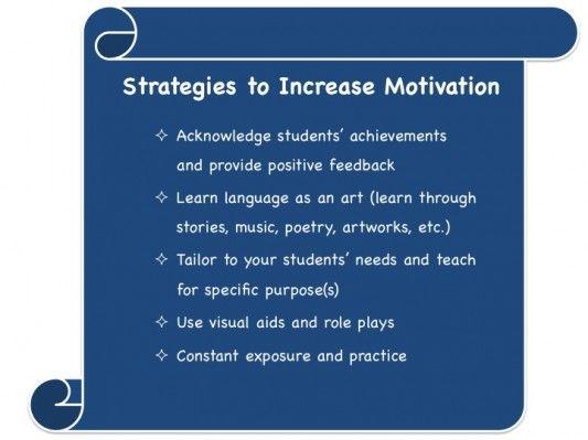 Motivating Students - serc.carleton.edu