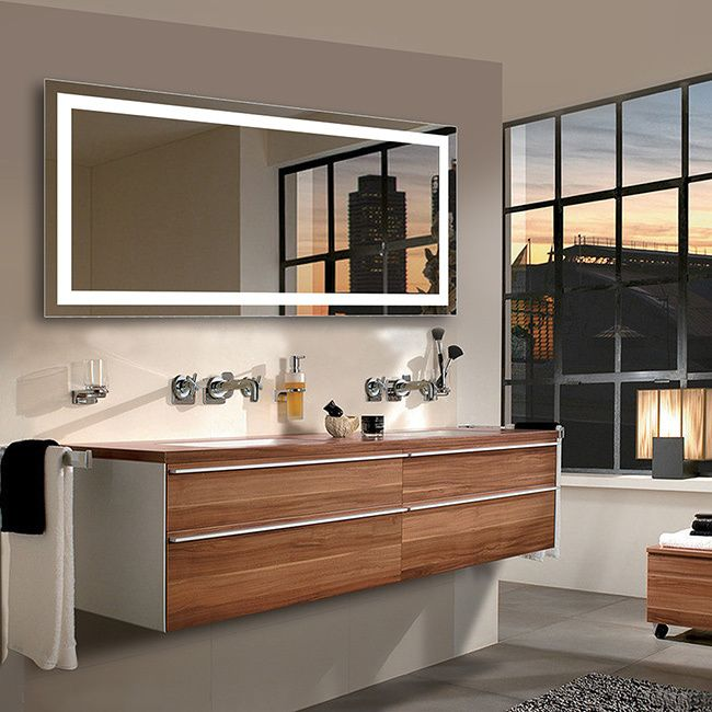 Bathroom Mirrors Made In Usa 72 best led mirrors images on pinterest | led mirror, bathroom