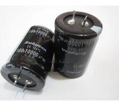 Free shipping 5PCS Electrolytic capacitor 100V 10000UF 10000UF 100V 35*50 Electrolytic capacitors