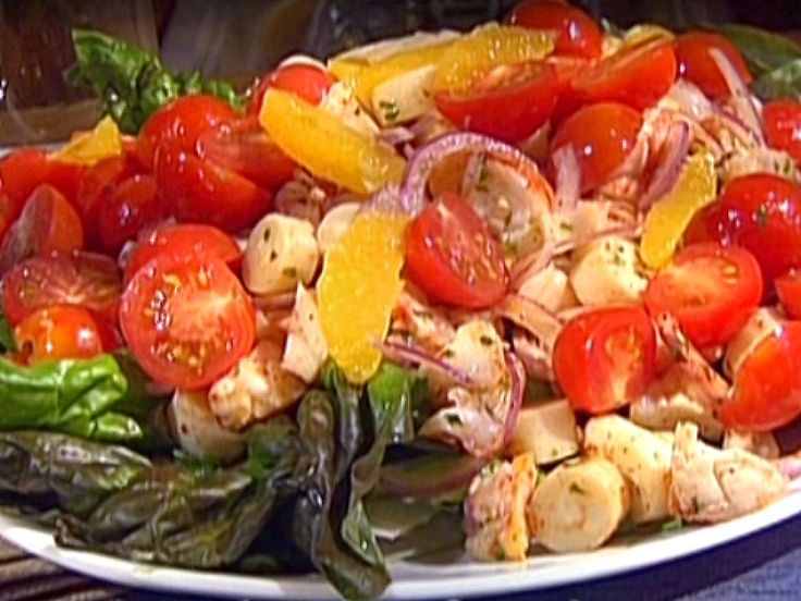 Hearts Of Palm Salad Recipe Food Network