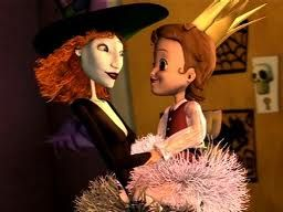 Scary Godmother-I love this movie during Halloween it's so fun.