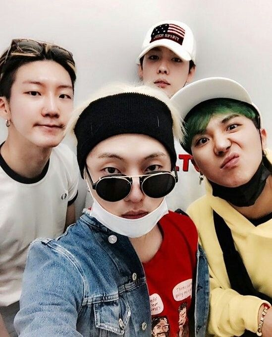 Winner babies are so handsome individually that they can promote their selves on their own