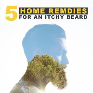 5 Home Remedies For An Itchy Beard - #BeardItch #ItchyBeard #Beards #Beard
