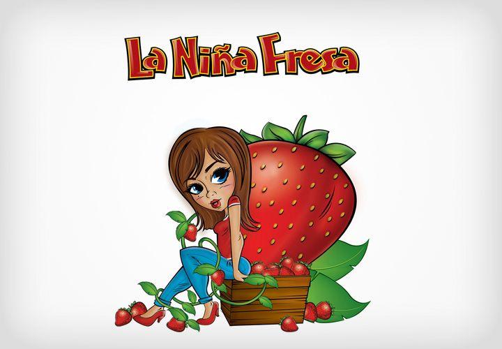 Niña Fresa (adjetivo a niñas mimadas), imagen recopilada dehttp://www.imagui.com/a/chica-fresa-new-TEXGkr7B8