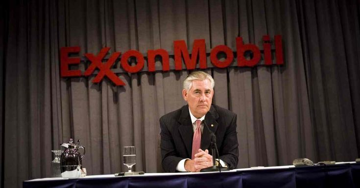Rex Tillerson Is Big Oil Personified. The Damage He Can Do Is Immense | Common Dreams | Breaking News & Views for the Progressive Community