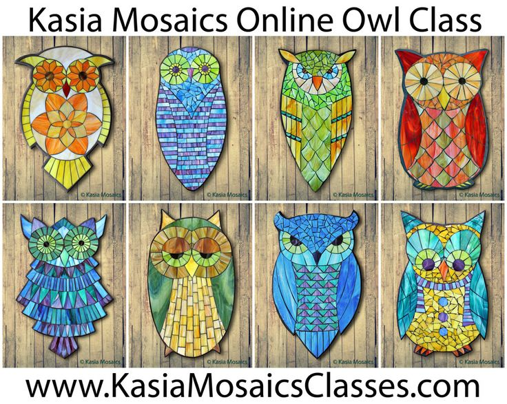 Kasia Mosaics - Stained Glass Mosaic Art, Process and Education by Kasia Polkowska ~ Alamosa, Colorado