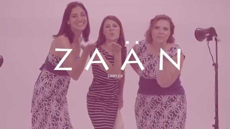 Preview de la collection ZAÄN @zaancollection printemps-été 2016 #modemtl