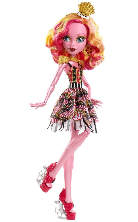 Gooliope Jellington | Monster High Characters | Monster High