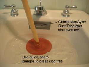 the 25+ best clogged sink bathroom ideas on pinterest | unclog
