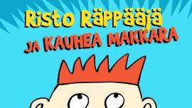 Risto Räppääjä ja Rauha-täti seikkailevat makkaran perässä aina Unkarissa saakka.