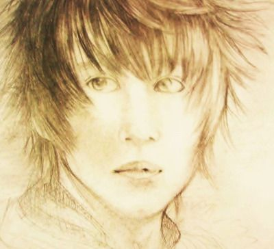 A drawing I did of Junpei Mizobata back in 2012 :') Good times…