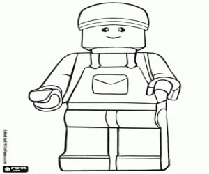 #coast #coloring #guard #lego #pages #2020 | Lego coloring ...