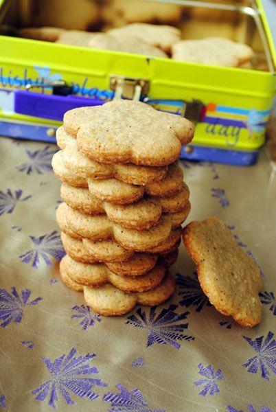 Бельгийское печенье со специями - безумный шляпник