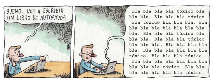 bla bla bla tóxico