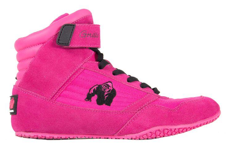Pinke Gorilla Wear Fitness Schuhe