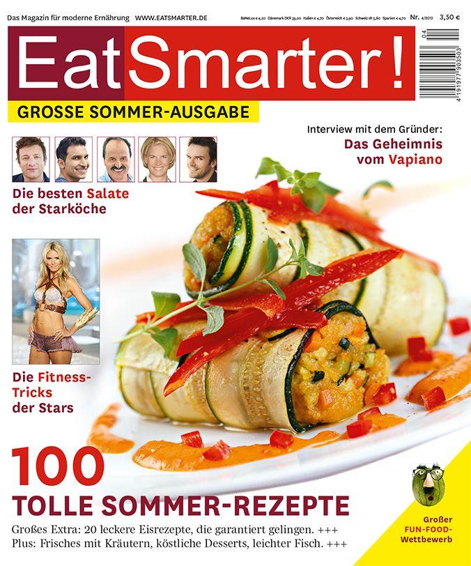 Rezepte Zeitschrift 29 besten eat smarter zeitschrift bilder auf