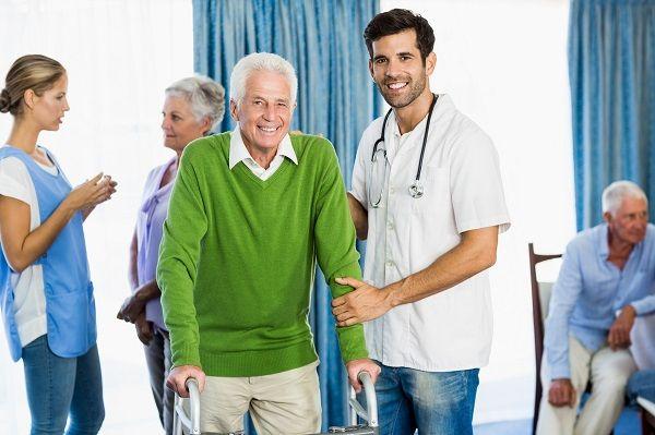Pierwszy szpital z geriatrią i domem opieki seniora
