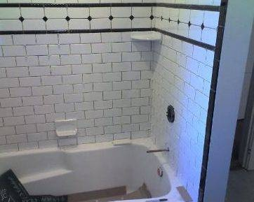 1000 Ideas About Bathtub Tile Surround On Pinterest Bathtub Tile Bathtub