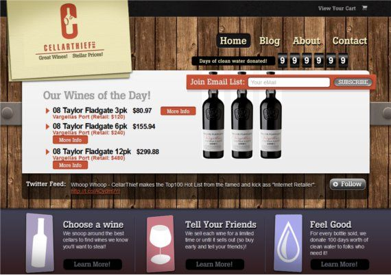 15 Eye-Catching Food & Beverage eCommerce Website Designs