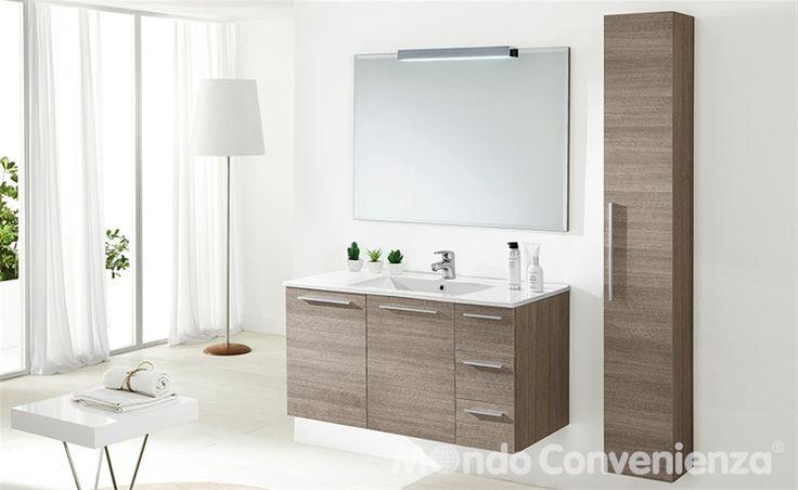 Moderno Moderno Mondo Convenienza Casas, Casa de banho