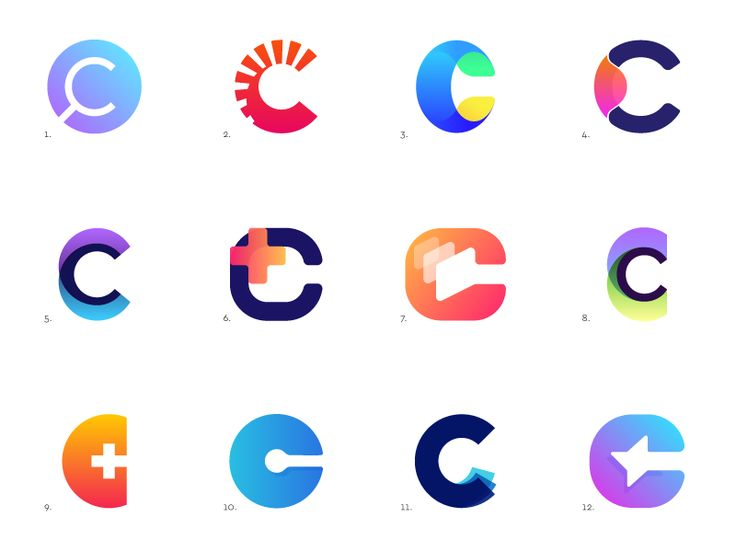 C Logo Best 20+ C logo...
