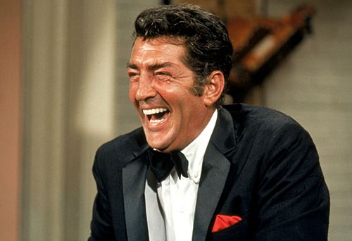 Dean Martin  1917 - 1995 on Christmas Day ---The Angels had a piano and wings ready for him...