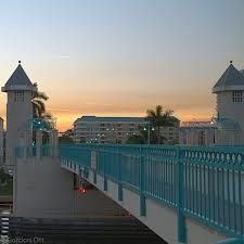 The Boynton Beach Bridge