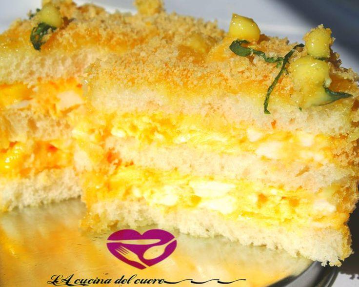 Delizie di mimosa salate