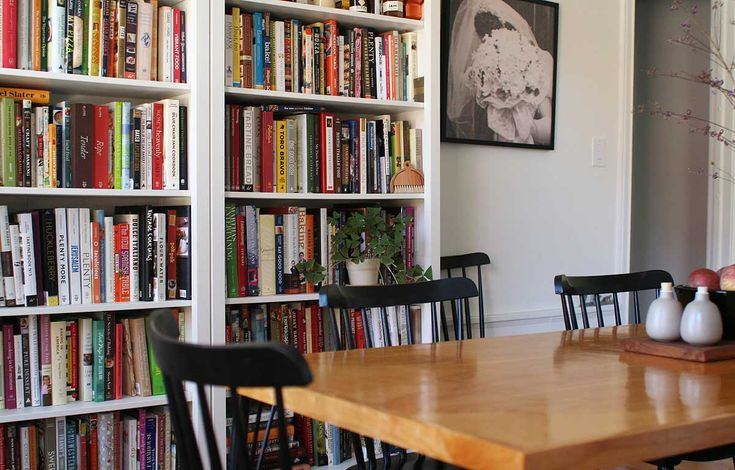 Like many food bloggers, Tim Mazurek of Lottie + Doof has something of a crazy cookbook collection—339 volumes, all stored in his one-bedroom Chicago apartment.