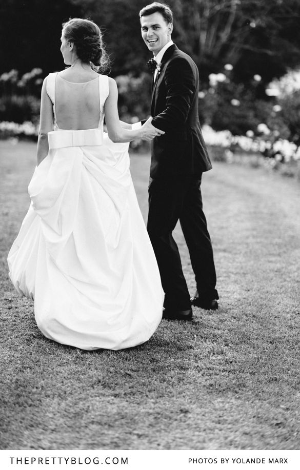 Spontaneous black & white couple shot | Photographer: Yolandé Marx