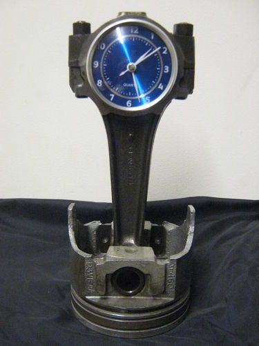 Ford Big Block Piston and Rod Clock