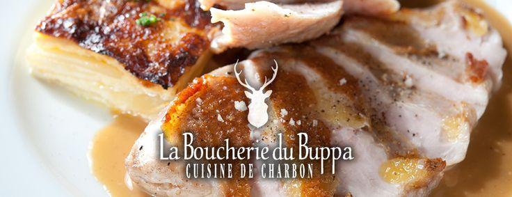 La Boucherie du Buppa CUISINE DE CHARBON