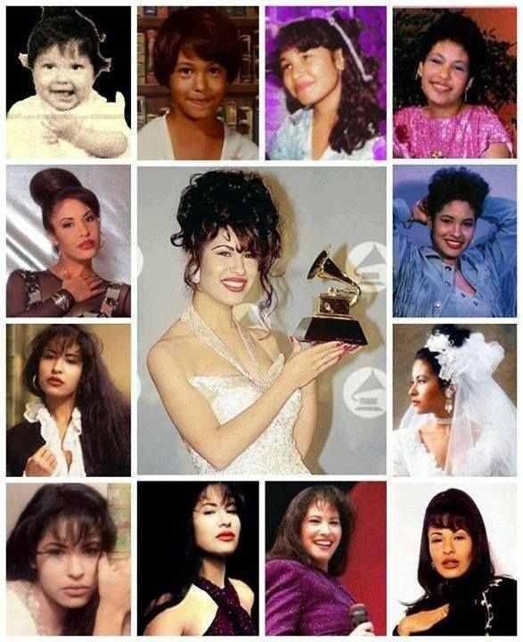 Selena Quintanilla Fam...