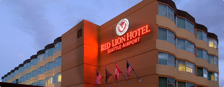 Red Lion Hotel Seattle-Tacoma International Airport Hotel