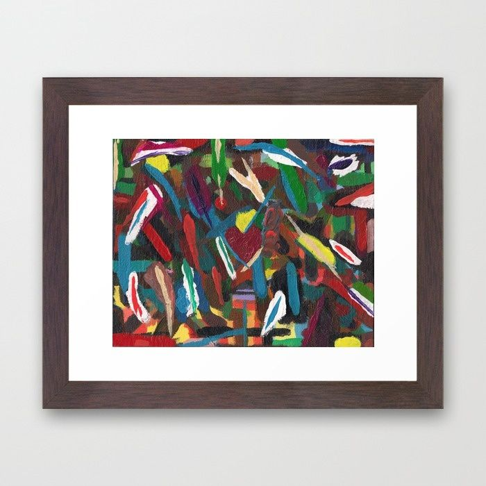 Colour by Instinct Framed Art Print by JT7 Art & Design. Free worldwide shipping on all #art gifts for a limited time at my #Society6 store
