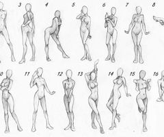 Collections that include Having trouble drawing female bodies ...